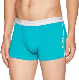 HUGO BOSS Men's Trunk 24 Logo 10161406 03, Turquoise/Aqua