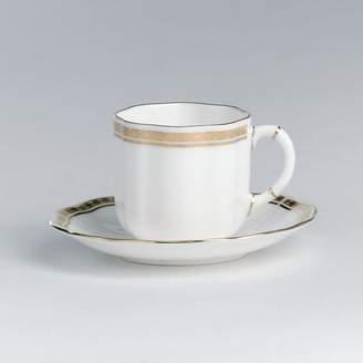 "Carlton Royal Crown Derby Gold"" Coffee Cup"