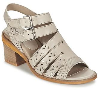 dkode GENNA_A women's Sandals in Beige