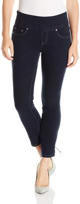 Jag Jeans Women's Amelia Pull on Slim Ankle in Comfort Denim 3