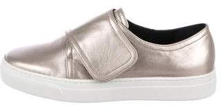 Zcd Montreal Leather Low-Top Sneakers