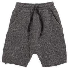 Nununu Toddler's, Little Boy's& Boy's Rounded Shorts - Grey - Size 8-9