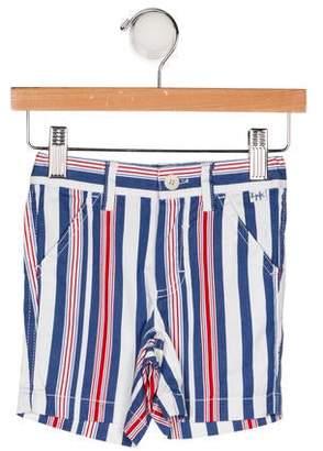 Il Gufo Boys' Striped Shorts