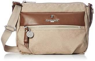 Marie Claire (マリ クレール) - [マリ・クレール ボヤージュ] ショルダーバッグ 横型ミニショルダー 59975 ベージュ