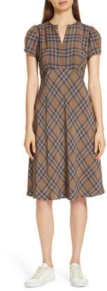 Nordstrom Signature Check Dress