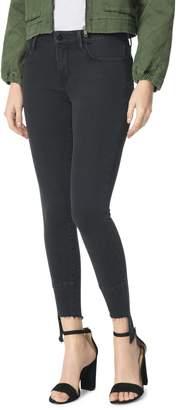 Sam Edelman The Kitten Step Hem Ankle Skinny Jeans