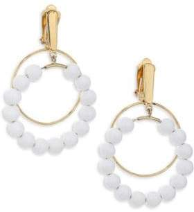 Marni Beaded Drop Earrings