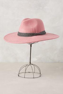 Anthropologie Plantage Floppy Hat
