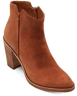Dolce Vita Women's Seyon Stacked Heel Ankle Boots
