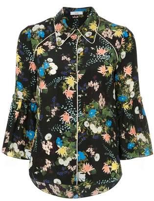 Erdem Aran mariko floral-print shirt