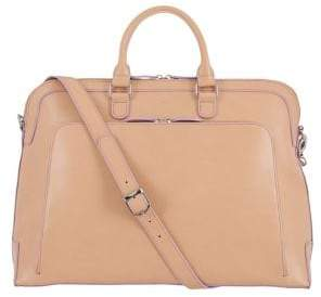 Lodis Audrey RFID Brera Leather Briefcase