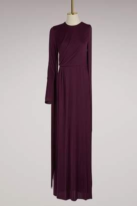 Emilio Pucci Fringes long dress