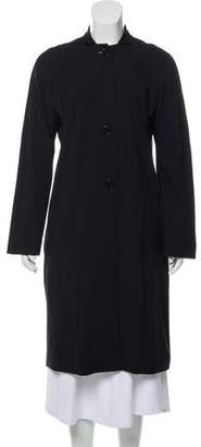 DKNY Lightweight Long Coat