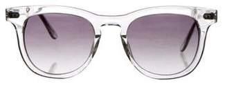 Benjamin Eyewear Los Angeles Gradient Sunglasses