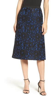 Women's Tracy Reese Lace Skirt $298 thestylecure.com