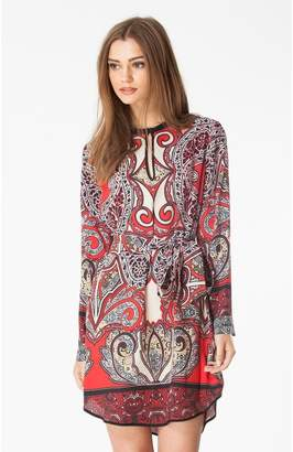 Hale Bob Mirabel Crepe Dress