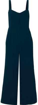 Madewell Crepe Jumpsuit - Navy