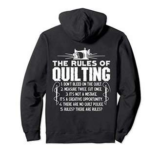 Quilting Sweatshirt - Quilting Long Sleeve Shirt
