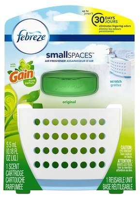 Febreze Small Spaces Air Freshener with Gain Original Scent Starter Kit - 1ct 5.5ml