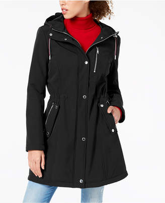 Tommy Hilfiger Hooded Raincoat