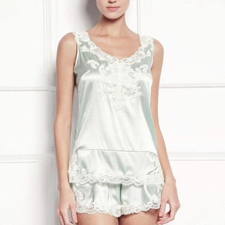 Black Label Tracy Floral Lace Camisole