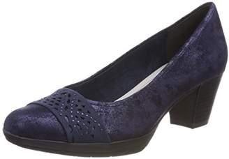 Marco Tozzi premio Women's 22432 Closed Toe Heels