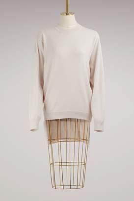 Jil Sander Belted Cashmere Sweater