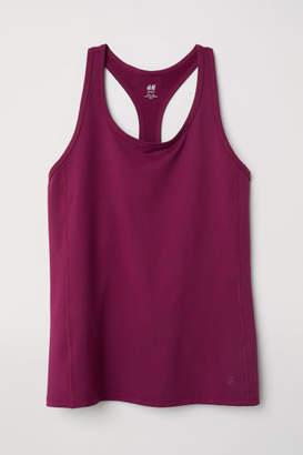 H&M H&M+ Sports Tank Top - Pink
