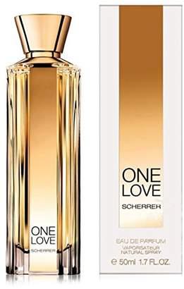 Jean Louis Scherrer One Love by for Women 1.7 oz Eau de Parfum Spray