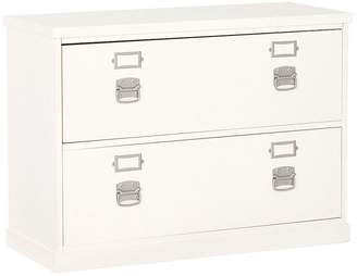 Pottery Barn Bedford 2-Drawer Lateral File Cabinet