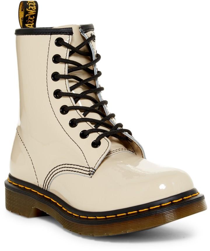 Dr. MartensDr. Martens Patent Lamper Boot