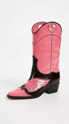 Ganni Marlyn Boots
