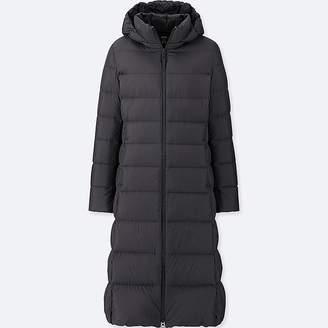 Uniqlo Women's Ultra Light Down Puffer Long Coat