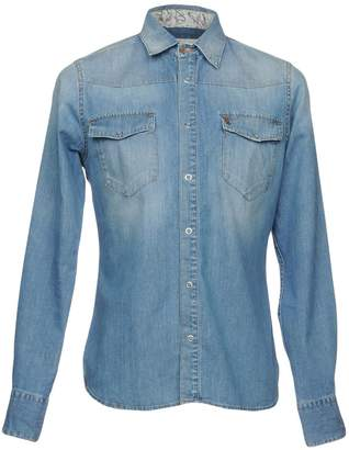 Maison Clochard Denim shirts - Item 42629154ET