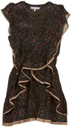 IRO Ruffled Dress