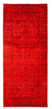 Vibrance Overdyed Area Rug, 4'2 x 9'7