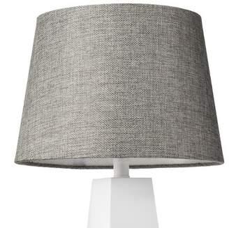 Threshold Linen Lamp Shade Gray Small