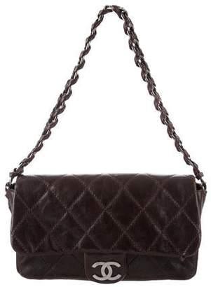 Chanel Modern Chain Caviar Flap Bag