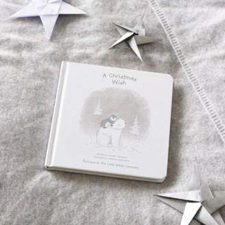 The White Company A Christmas Wish Book by Barbara Horspool, White Silver, One Size
