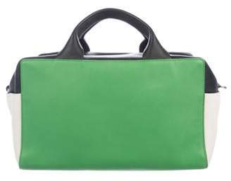 Reed Krakoff Leather Track Satchel green Leather Track Satchel