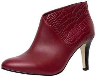 Diana Ferrari Joy2 Deep Crimson/Croc Boot