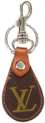 Louis VuittonLouis Vuitton Vachetta Tag Keychain