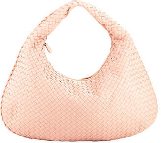 Bottega Veneta Large Intrecciato Woven Veneta Hobo Bag