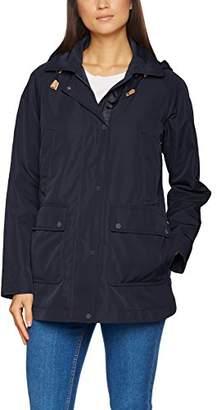 Geox Women's WOMAN JACKET Parka Long Sleeve Jacket,(Manufacturer Size: 42)