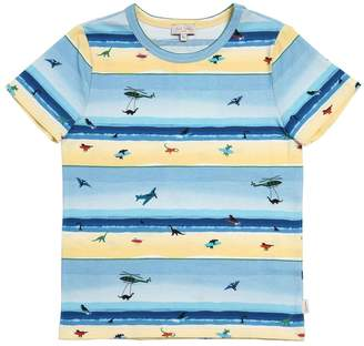 Paul Smith Print Cotton Jersey T-Shirt