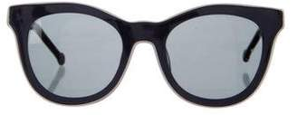 Preen by Thornton Bregazzi Preen Bromley Cat-Eye Sunglasses