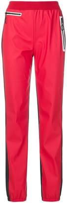 Sonia Rykiel contrast trim causal trousers