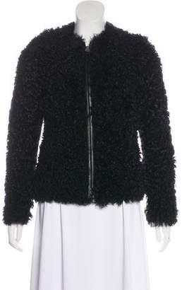 Isabel Marant Mongolian Shearling Jacket