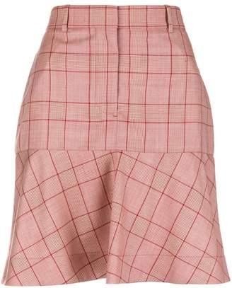 Calvin Klein tailored flared skirt
