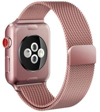 LAX Gadgets Milanese Loop Style Mesh Band for Apple Watch Series 1, 2, and 3